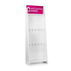 Expositor PLV para comercios AO-06