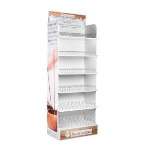 Expositores para tiendas de aromas AO-186