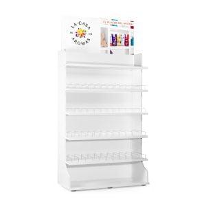 Expositores para tiendas de productos aromáticos a medida AO-30